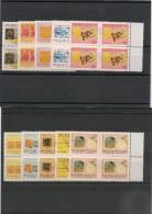 POLYNÉSIE Service Année 1993 N° Y/T :16/25** Bloc De 4 - Service