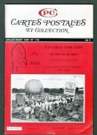 REVUE: CARTES POSTALES ET COLLECTION, N°116 , JUILLET AOUT 1987 - Français