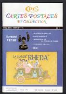 REVUE: CARTES POSTALES ET COLLECTION, N°118 , NOV DEC 1987 - Français