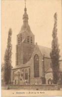 OOSTMALLE: Zicht Op De Kerk - Malle