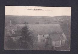 Rare Allenjoie (25) - Le Moulin ( Collection A. Parrot) - Autres Communes