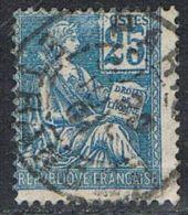FRANCE : N° 114 Oblitéré (Type Mouchon) - PRIX FIXE : 30 % De La Cote - - 1900-02 Mouchon