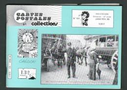 REVUE: CARTES POSTALES ET COLLECTION, N°101, JANV FEV 1985 - French