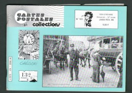 REVUE: CARTES POSTALES ET COLLECTION, N°101, JANV FEV 1985 - Français