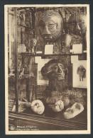 CPA - Musée Du Congo Belge - Tervuren - Tervueren - Masques Congolais - Nels  // - Belgian Congo - Other