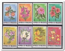 Maldiven 1973, Postfris MNH, Flowers - Maldiven (1965-...)