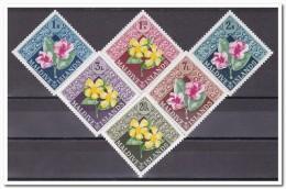 Maldiven 1966, Postfris MNH, Flowers - Maldiven (1965-...)