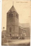 PULLE:  Zicht Op De Kerk - Zandhoven