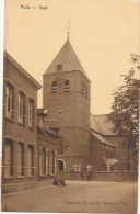PULLE:  Kerk - Zandhoven