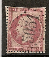 GC 5051 ORAN Algérie Sur 80C Napoléon Dentelé. - 1849-1876: Classic Period