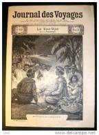Journal Des Voyages. 362. DUQUENOIS : LA UPA-UPA. Illustré Par BIGOT - Boeken, Tijdschriften, Stripverhalen