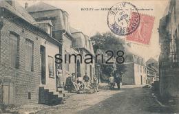 ROZOY-SUR-SERRE - LA GENDARMERIE - France