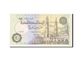 Égypte, 50 Pounds, 2004, KM:66c, 28-09-2004, NEUF - Egypte