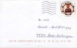 Brief 2000, Karl Der Grosse (r114) - [7] Federal Republic