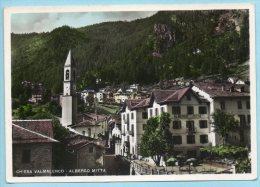 Chiesa Valmalenco - Albergo Mitta - Sondrio