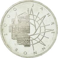 Monnaie, République Fédérale Allemande, 10 Mark, 1989, Munich, Germany, SPL - [10] Commémoratives