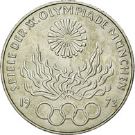 Monnaie, République Fédérale Allemande, 10 Mark, 1972, Munich, SUP+, Argent - [10] Commémoratives
