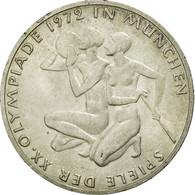 Monnaie, République Fédérale Allemande, 10 Mark, 1972, Stuttgart, SUP+ - [10] Commémoratives