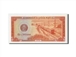 Cambodge, 0.5 Riel (5 Kak), 1979, KM:27A, Non Daté, NEUF - Cambodia