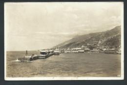 CPA - Amérique - Venezuela - Harbour Of LA GUAYRA   // - Venezuela