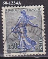 FRANCE  ANNEE 1960 N° 1234A   OBLITERE - France