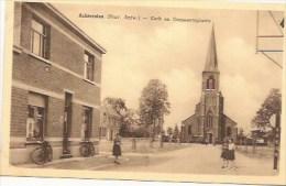 OLEN: ACHTEROLEN: Kerk En Gemeenteplaats - Olen