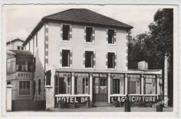 MOULINS (ALLIER) HOTEL DE L´AGRICULTURE - Moulins