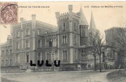 DEPT 62 : Chateau De Monchy Le Preux - Frankreich