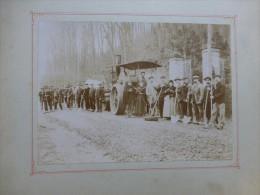37 Sud Indre-et-Loire Ou 86 ? Rouleau Compresseur, Construction D'une Route ; TOP Vers 1900 ; Ref  PH 08 - Photos