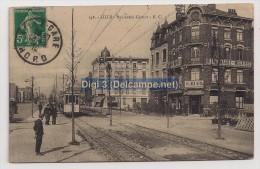 Lille (59), Boulevard Carnot, Tramway, écrite - Lille