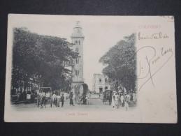 CEYLAN - Colombo - Clock Tower - à Voir  P 14393 - Sri Lanka (Ceylon)