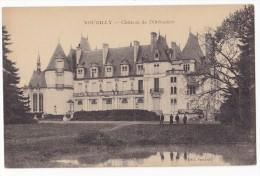 NOUZILLY. - Château De L´ORFRASIERE. - France