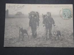 DOUANE - Douaniers - Départ Pour L ´embuscade - 1905 - à Voir  P 14405 - Zoll