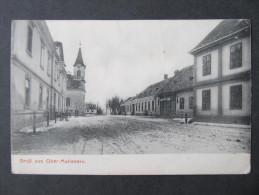 AK SIERNDORF OBERMALLEBARN B. Korneuburg 1910  /// D*18556 - Korneuburg
