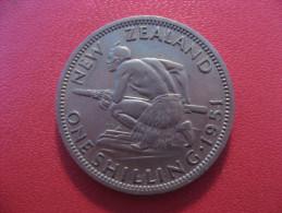 Nouvelle-Zélande - One Shilling 1951 George VI 5355 - New Zealand