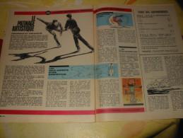 Patinage Artistique Technique Et Virtuosité 1967 - Patinage Artistique