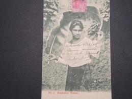 CEYLAN - Singhalese Woman -1906 - à Voir  P 14410 - Sri Lanka (Ceylon)