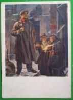 2527 Artist Ian Chumpelik. At Dawn On February Day Of 1948 - Tsjechië