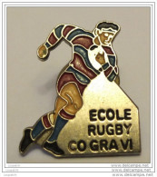 PIN S ECOLE RUGBY CO GRA VI - Rugby