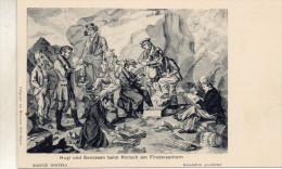 OLTEN HUGI  UND GENOSSEN BEIM  ROTHLOCH  FINSTZRAARHORN    AGE D OR - SO Solothurn