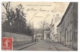 CPA 95 Taverny La Rue De La Tuyolle - Taverny
