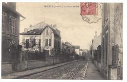 CPA 95 Taverny La Rue Du Midi - Taverny