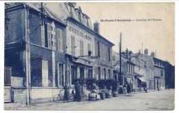 CPA 95 Saint Ouen L'Aumone Quartier De L'écluse - Saint-Ouen-l'Aumône