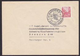 Karl May Indianer Museum DDR Radebeul Rothaut  Karl-May-Stiftung SSt. 1958 - Karl Marx