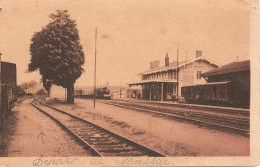 82  Tarn Et Garonne   :  MOISSAC  La Gare    Réf 468 - Moissac
