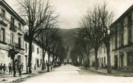 HOSTUN - Rue Principale à Saint Maurice D'Hostun - Otros Municipios