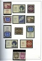ONU - NATIONS UNIES - NEW YORK - 1000 TIMBRES 1951 A 2006 AVEC POSTE AERIENNE - Briefmarken