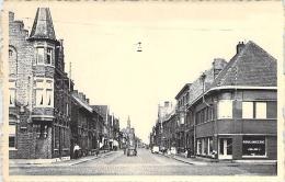 Nieuwpoort Langestraat. - Nieuport Rue Longue. - Nieuwpoort
