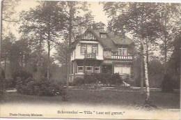 SCHOTEN: Schootenhof: Villa 'laat Mij Gerust' - Schoten