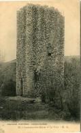 CPA 34  LAMALOU LES BAINS LA TOUR 1904 - Lamalou Les Bains